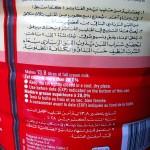 Productverpakking vertalen